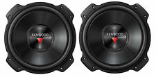 "Pair of Kenwood KFC-W3016PS 12"" Subwoofer 2000 watt Max Power (2) KFCW3016PS"