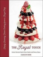 The Royal Touch by Carolyn Robb - shrink wrapped MINT condition