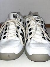 Details zu Adidas,Double Action,Damen Tennis Schuhe, f. Halle,Gr. 41 weiss, gebraucht