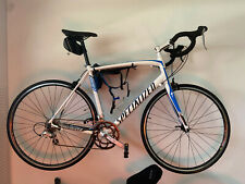 road bicycle 58cm Specialized Allez Cx22 rims new seat memory foam