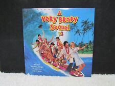 1996 A Very Brady Sequel, LaserDisc, Paramount Pictures, Widescreen Edition