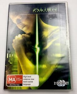 Alien Resurrection - Definitive Edition- 2 DISC Set with Tracking