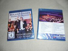 Blu Ray Roland Kaiser Grenzenlos Kaiser im Palast Dresdner Philharmonie Nic Rain
