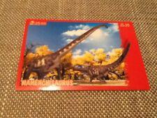 #122 Panini Dinosaurs Like Me sticker / unused