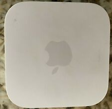 Apple AirPort Express 2 Port Wireless Router with UK plug