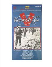 Victory At Sea Volume 6 Series 22-26 Special Collectors Edition VHS New