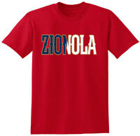 "Zion Williamson New Orleans ""ZION NOLA"" T-Shirt"