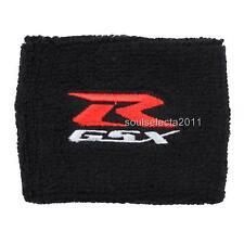 SUZUKI GSXR BRAKE COVER RESERVOIR SOCK MOTO GP SLEEVE GSX-R 600R 750R 1000R BLAK