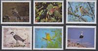 BIRD280 - JORDAN 1987 WILDLIFE FAUNA BIRDS VOGEL OISEAUX COMPL. SET MNH