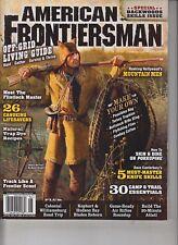American Frontiersman Sept 2017 Backwoods Skills