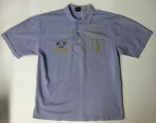 MICHAEL JACKSON DANGEROUS Tour 1992 PROMO Polo SHIRT Mama Concerts XL Bob Jones