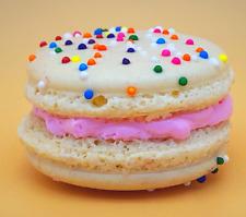 6 Pack Birthday Cake Macaron. $8.95