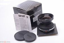 RODENSTOCK (APO-SIRONAR N) SINARON S 360MM 6.8 64° MC ON DB (M) SINAR LENS BOARD