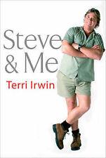 Steve & Me, Terri Irwin, Excellent Book