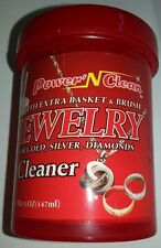 Power' N Clean Jewelry Cleaner for Gold, Silver, Diamonds