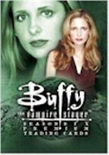 Buffy Season 6 Trading Cards 90 Card Base Set