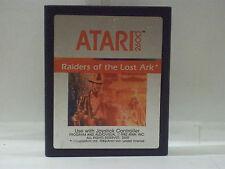 Raiders of the lost ark atari 2600 1982
