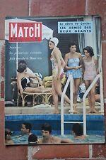 paris match 488 peter collins st tropez bardot nautilus soraya 16 aout 1958