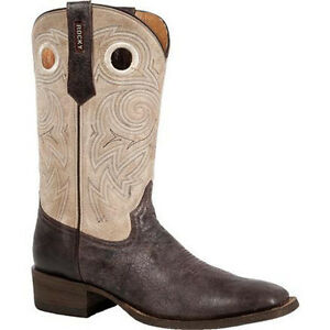 Rocky HandHewn Western Boot RKYW012