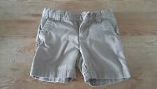 Tommy Hilfiger toddler boy size 2T solid brown adjustable waist shorts