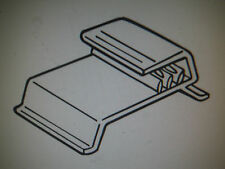 SUPER GRIP SHELF CHANNEL SIGN HOLDER MODEL 402F - FOR USE WITH LOZIER SHELVING