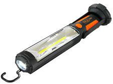 COB - LED Handlampe Profi Werkstatt Leuchte 475 lm Hand Lampe Magnet Stablampe