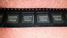 1x CRYSTAL CS61575-IL1, PCM TRANSCEIVER, Single, CEPT PCM-30/E-1 , PLCC-28