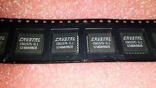 1x CRYSTAL CS61575-IL1, PCM TRANSCEIVER, Single, CEPT PCM-30/E-1 , PLCC-28