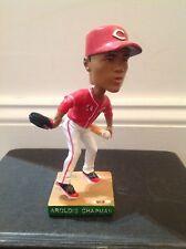 Aroldis Chapman DAMAGED Cincinnati Reds Bobblehead, Yankees, Cubs, Cuba