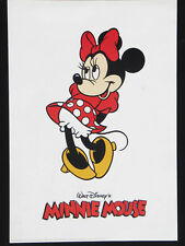 Minnie Mouse ( Walt Disney ), Poster in 34 x 49 cm