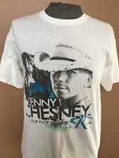 Kenny Chesney Mens T-Shirt Adult Sz L Flip Flop Summer 2007 Concert Tour