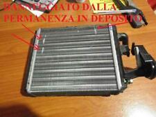 DANNEGGIATO RADIATORE STUFA RISCALDAMENTO FIAT PANDA 1° SERIE VA T674R MAI USA 1
