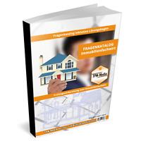 Fragenkatalog Immobilienfachwirt (Buch-/Druckversion) mit Lösungsbogen