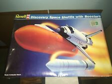 Revell Discovery Space Shuttle with Boosters No 4544