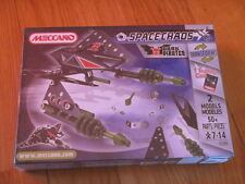 New & sealed MECCANO 3150B SPACE CHAOS DARK PIRATES 2 MODELS 50+ pcs 1 Trading