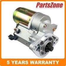 Starter Motor Fit for Toyota Hilux Hiace 3.0L Diesel Turbo 1KD-FTV 05-14 KUN26