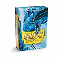 Dragon Shield Japanese Size Matte Sky Blue 60ct Card Protector Sleeves ATM11119