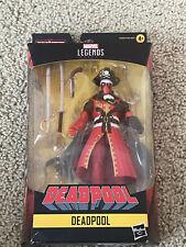 Marvel Legends Deadpool Pirate No BAF