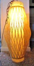 Unique Mid Century Modern Spaghetti Hanging Lamp