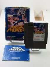 MEGA MAN (ROCKMAN) NES PAL-A UKV (COMPLET - ONLY FOR PAL-A SYSTEMS)