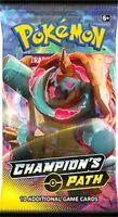 Pokemon TCG: Sword & Shield Champion's Path Booster Pack I New & Sealed