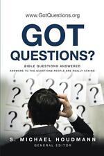 GOT QUESTIONS Book~3,800 Answers~Christian Faith God Bible Life Salvation Heaven