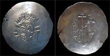 Manuel I Comnenus electrum aspron trachy