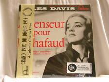 """MILES DAVIS Ascenseur pour l'echafaud Kenny Clarke Barney Wilen SEALED 10"""" LP"""
