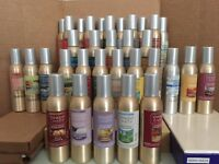YANKEE CANDLE (LOT OF 3) ROOM SPRAYS: More Than 55 Scents To Choose From