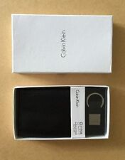 Calvin Klein Leather Wallets for Men with Credit Card