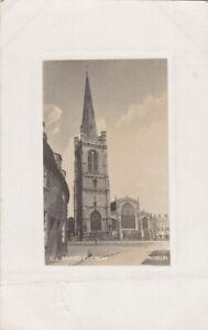 Postcard 1906 All Saints Church,Hinson