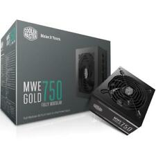 Cooler Master MWE 80 Gold 750w Modular Power Supply With 12cm Fan