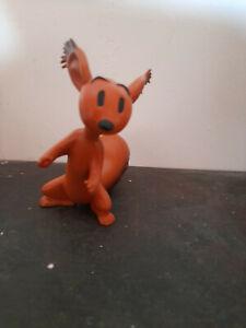 figurine Leblon-Delienne spip l'écureuil dans spirou et fantasio