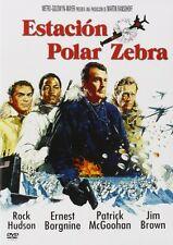 DVD EISSTATION ZEBRA - ROCK HUSON -DEUTSCH- #NEU#